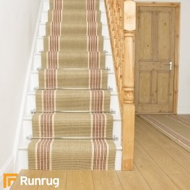 Morocco Meknes Natural Sisal Stair Runner