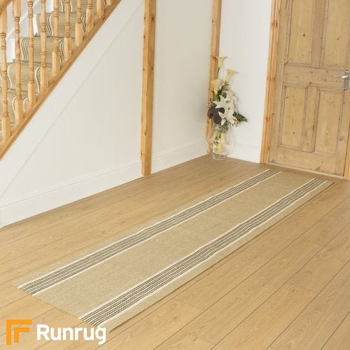 Morocco Tetouan Natural Sisal Hall Runner