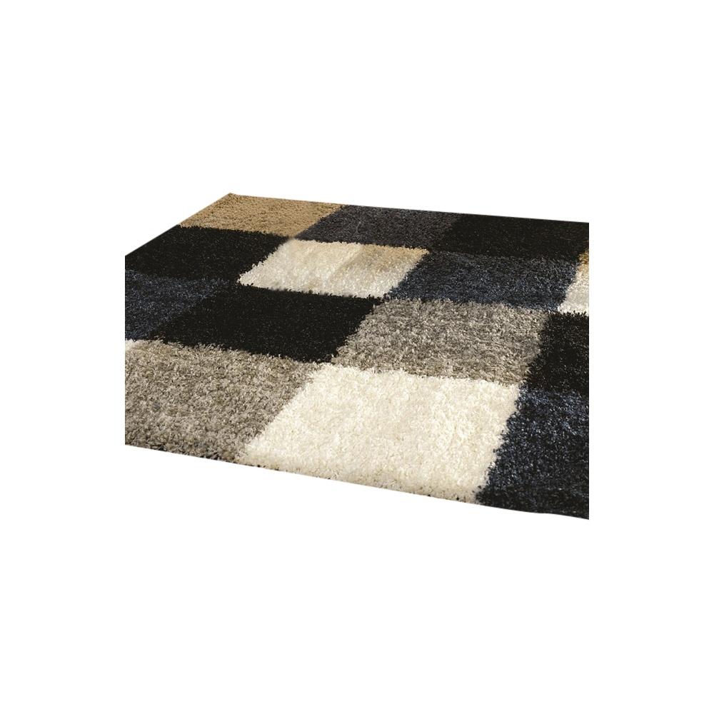 Blue Grey Nordic Andes Rug Carpet Runners Uk
