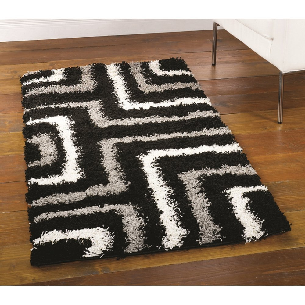 Nordic Tides Black Grey Rug Only Available At Carpet