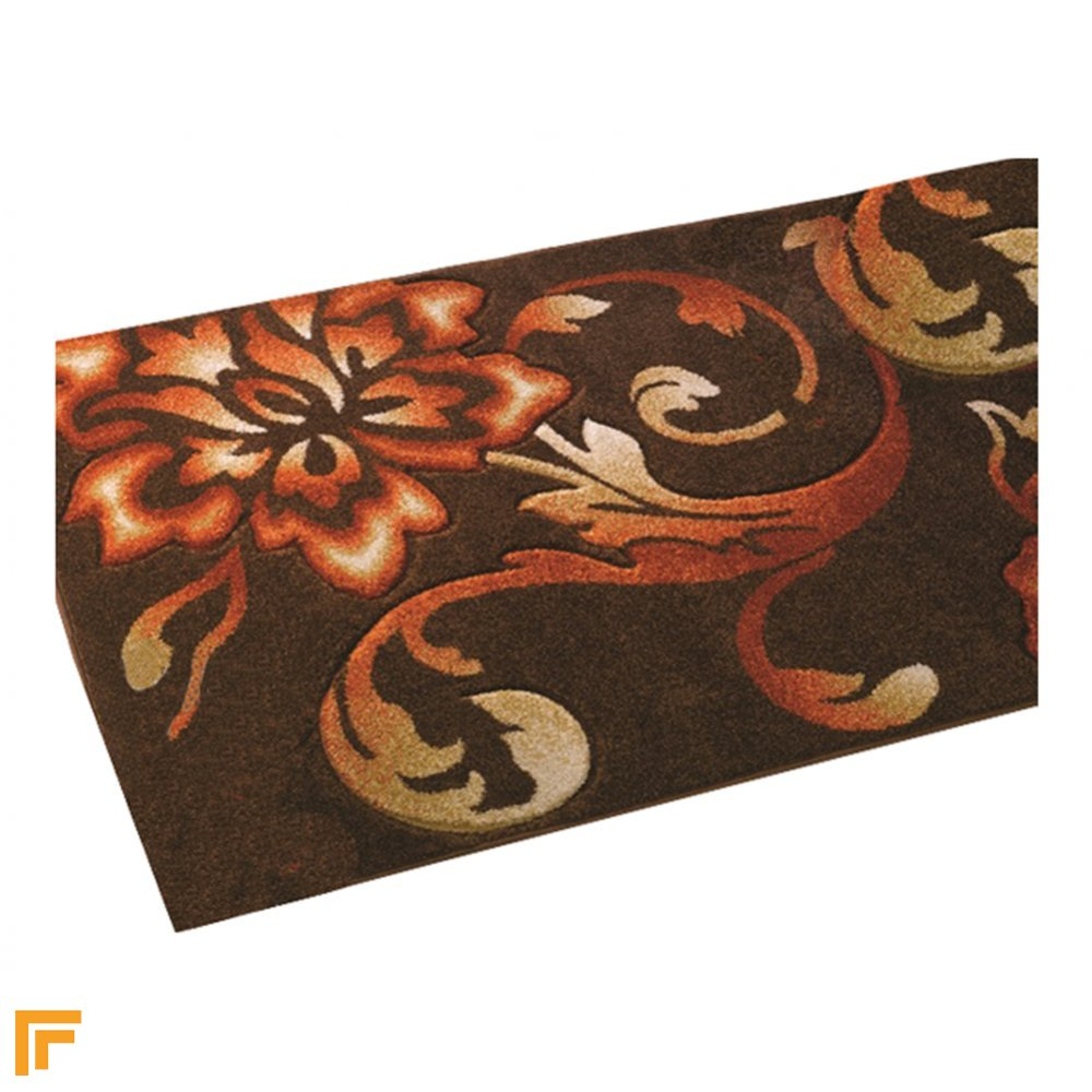 Brown Amp Copper Orleans Rug Carpet Runners Uk