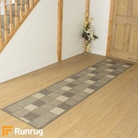 Patch Tweed Hall Runner