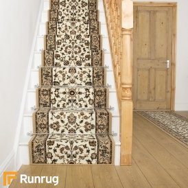 Persian Beige Stair Runner