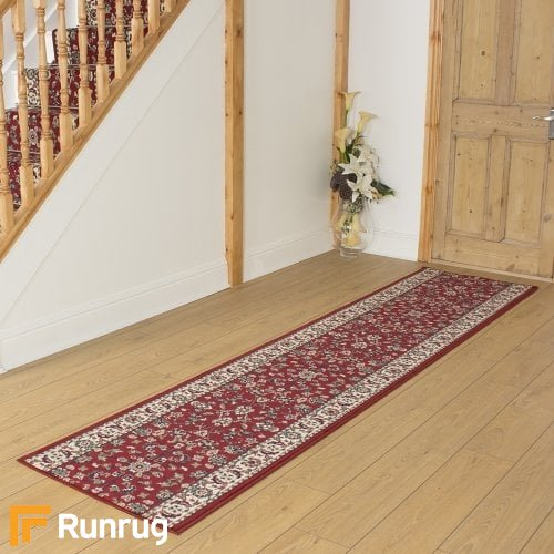 Persian Red Hall Runner