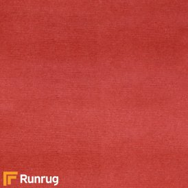 Plain - Coral (PL14) Matching Landing Carpet