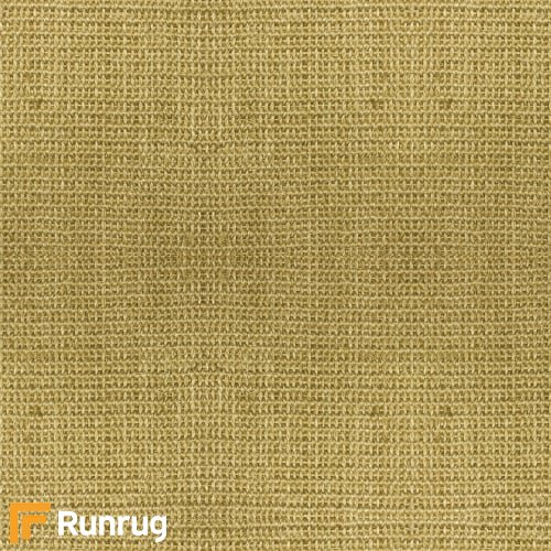 Plain - Morocco Natural Matching Landing Carpet