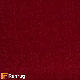 Plain - Red (PL13) Matching Landing Carpet