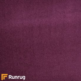Plain - Violet (PL6) Matching Landing Carpet