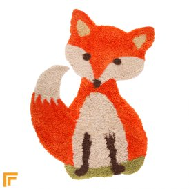 Plush Animals - Freddie Fox Orange