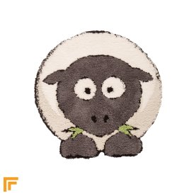 Plush Animals - Sybil Sheep Grey