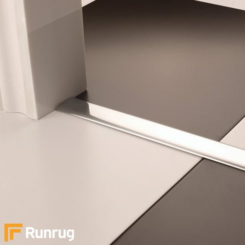 Premier Trim Euro Cover (non floating) Brushed Chrome