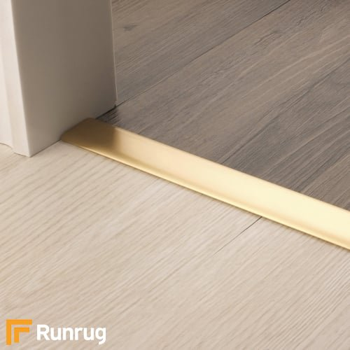 Premier Trim Euro Cover (non floating) Satin Brass