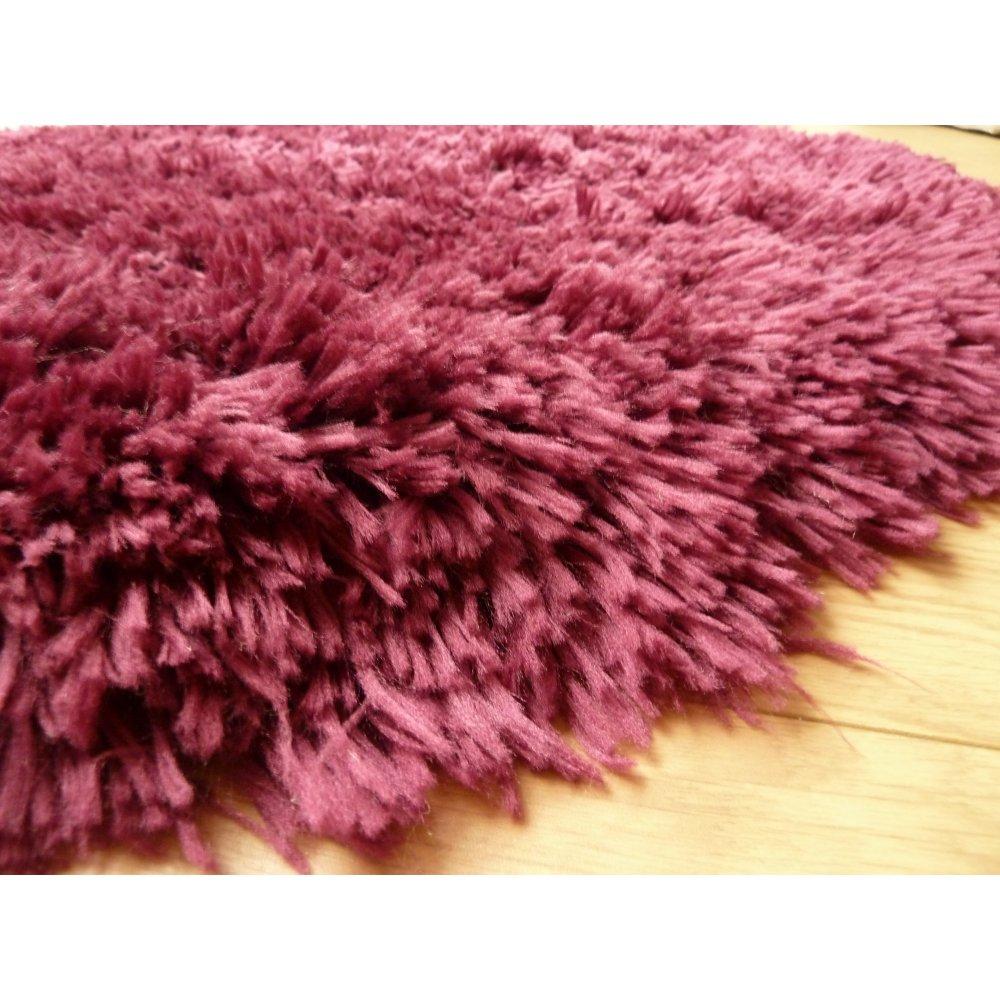 Purple sumptuous plum rug carpet runners uk for Plum and cream rug