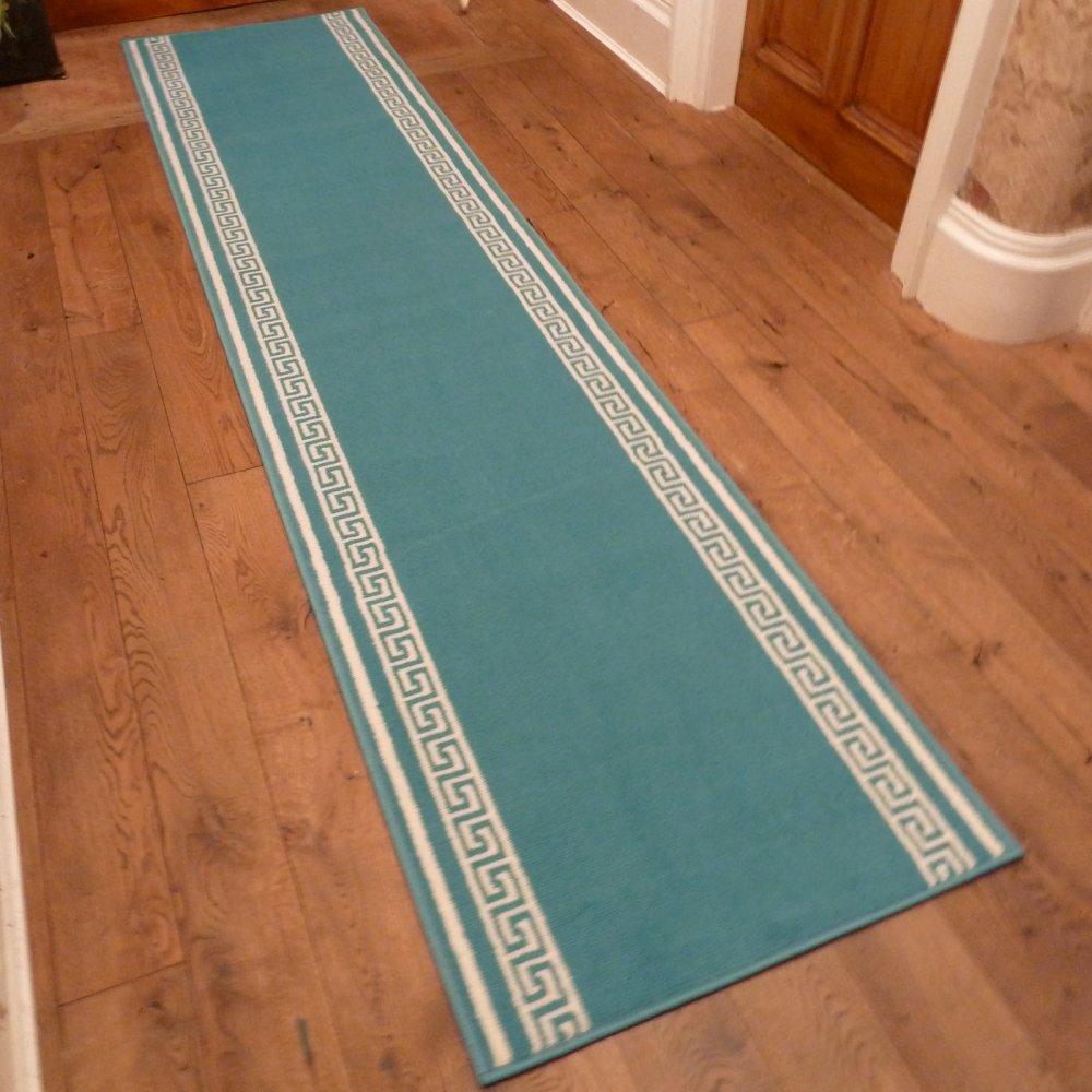 light blue hall runner rug key carpet runners uk. Black Bedroom Furniture Sets. Home Design Ideas
