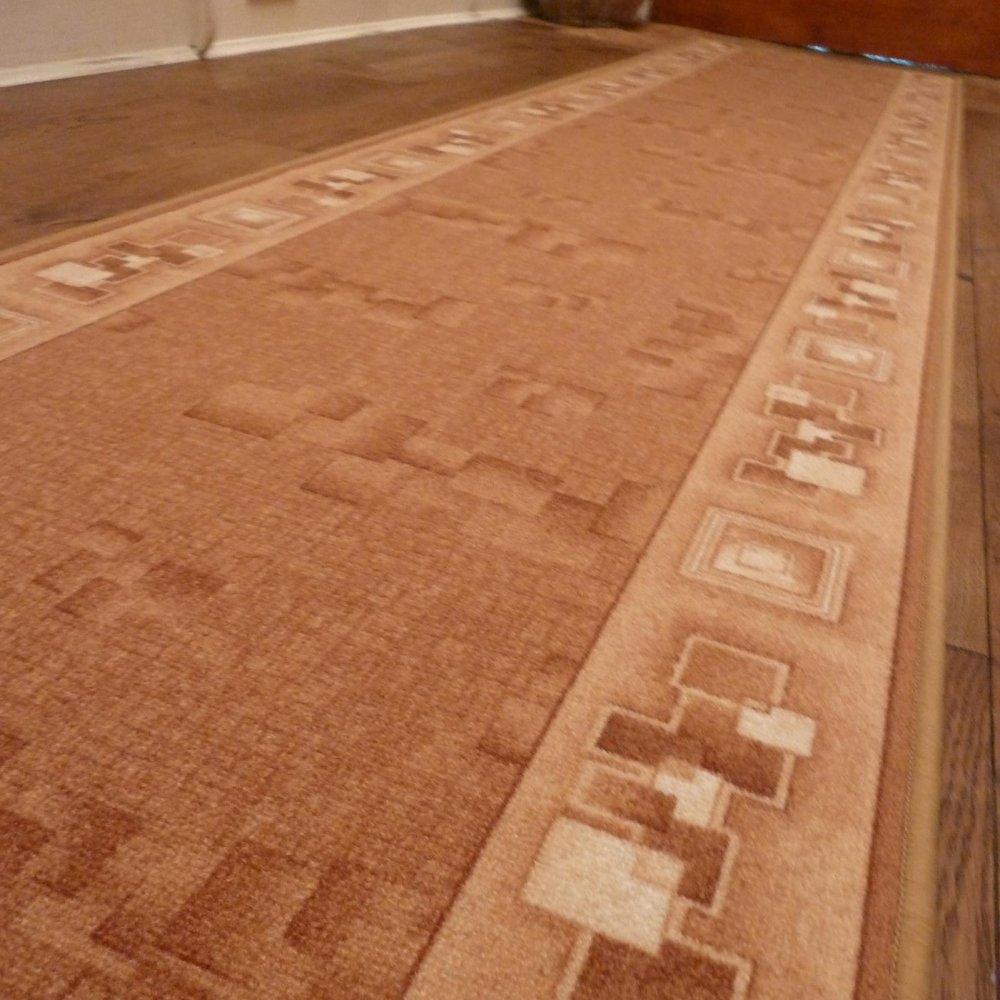 Beige Hall Runner Rug Corona Carpet Runners Uk