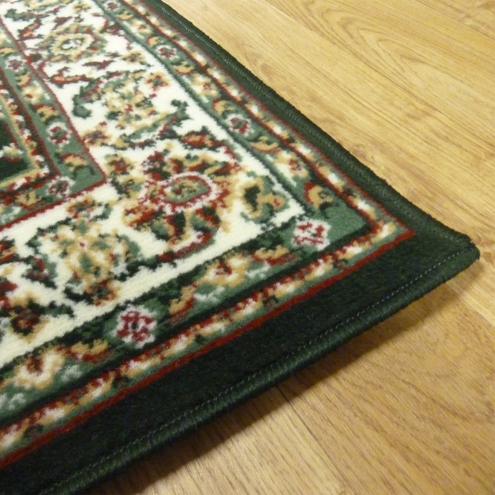 Green Persian Style Rug