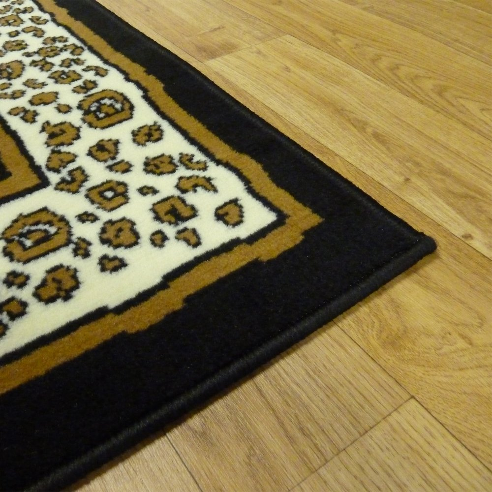 Leopard Themed Rug Carpet Runners Uk