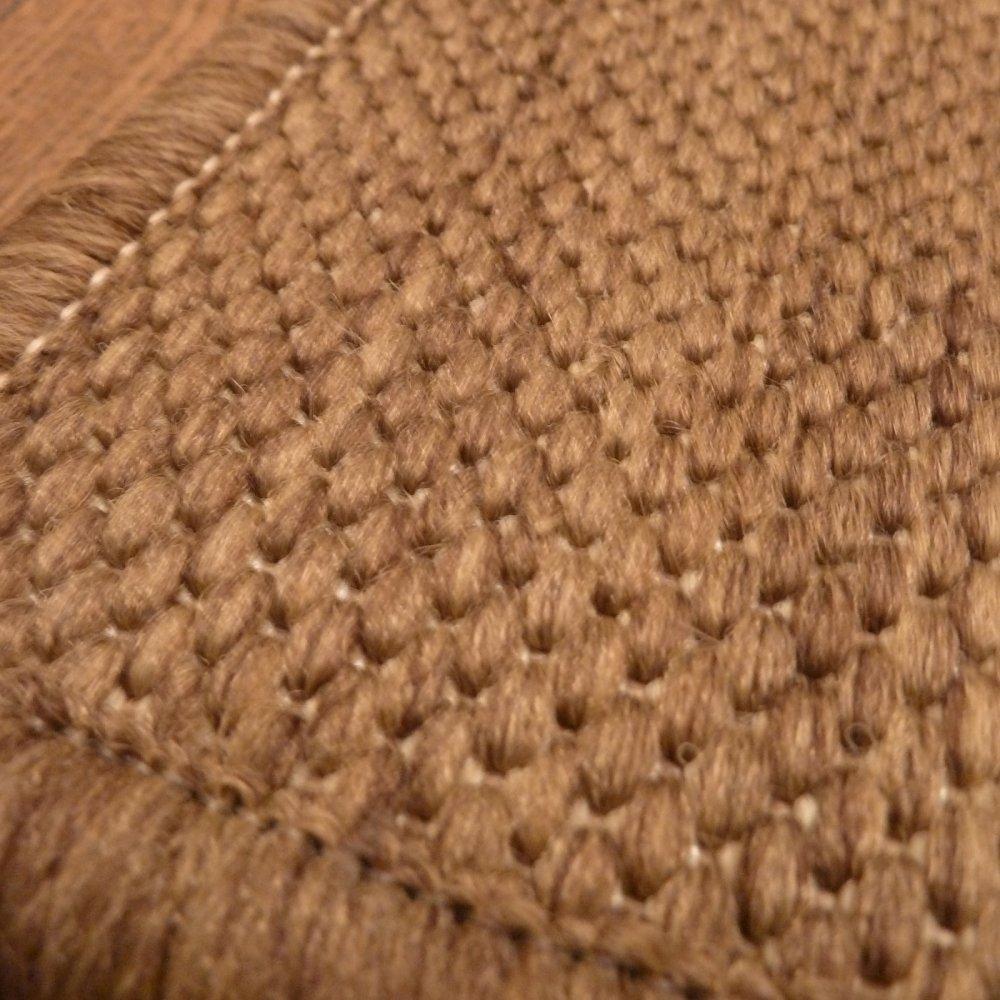 Sisal Rug Got Wet: Beige Hallway Carpet Runner Jenga