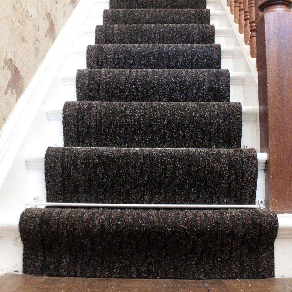 Black Stair Runner Rug Rumba Carpet Runners Uk
