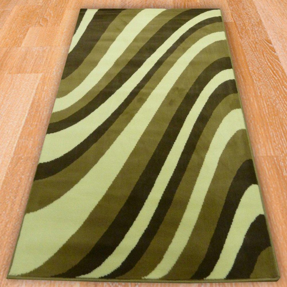 Green Wave Style Children S Rug Carpet Runners Uk