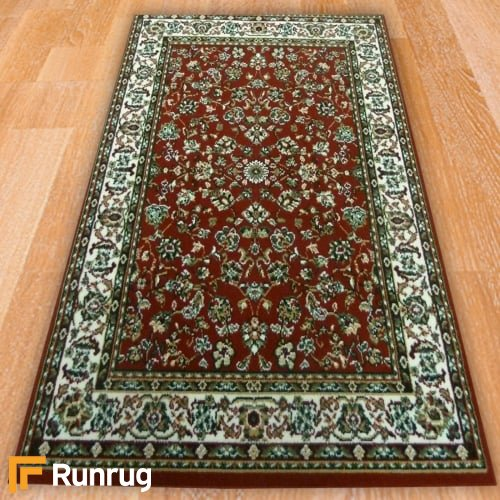 Oriental Rugs Out Of Style: Red Persian Style Rug