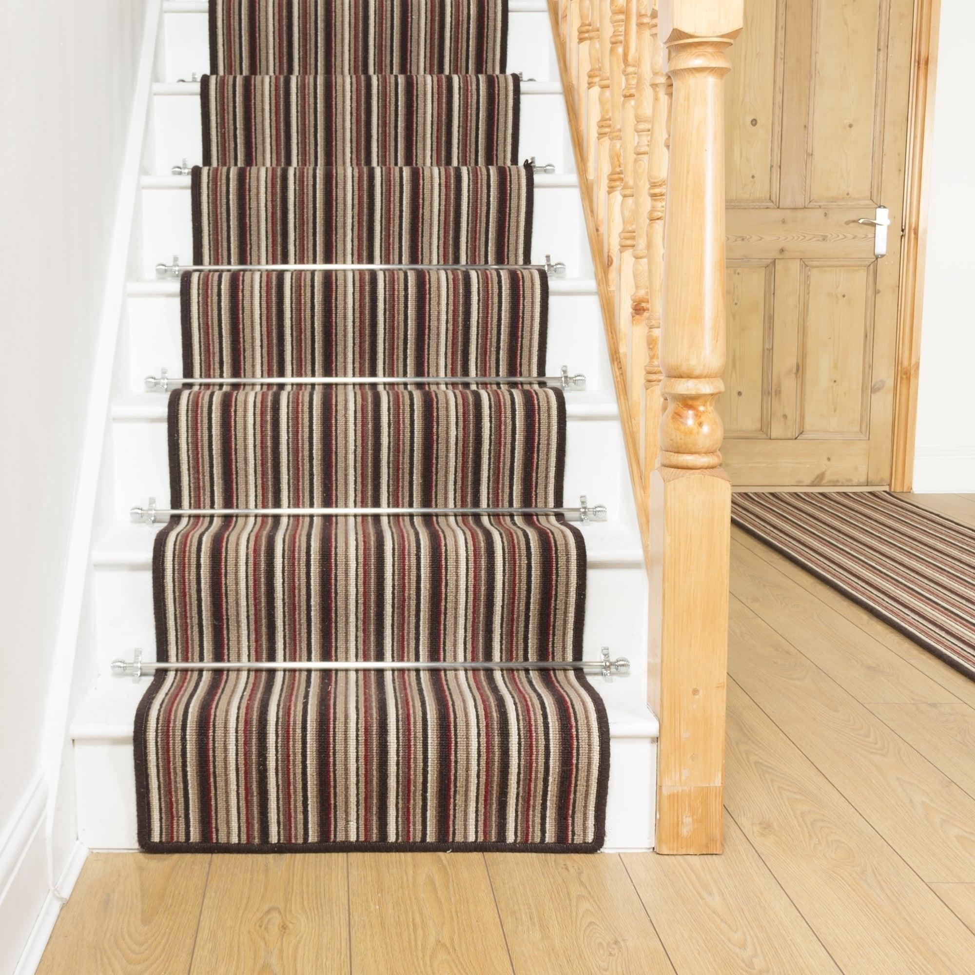 Carpet Runner On A Roll Floor Matttroy