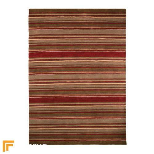 Rustic - Corn Brown/Red