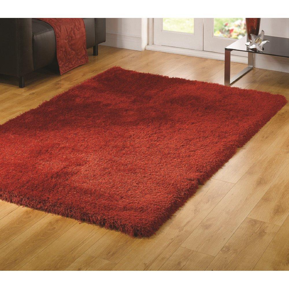 Red Santa Cruz -Summertime Rug - Carpet Runners UK