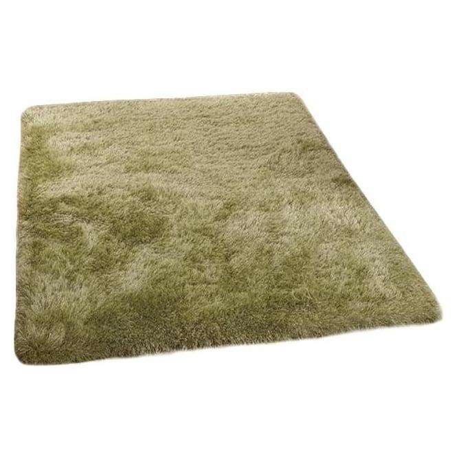 Carpet Runners UK Santa Cruz - Summertime Soft Green Rug