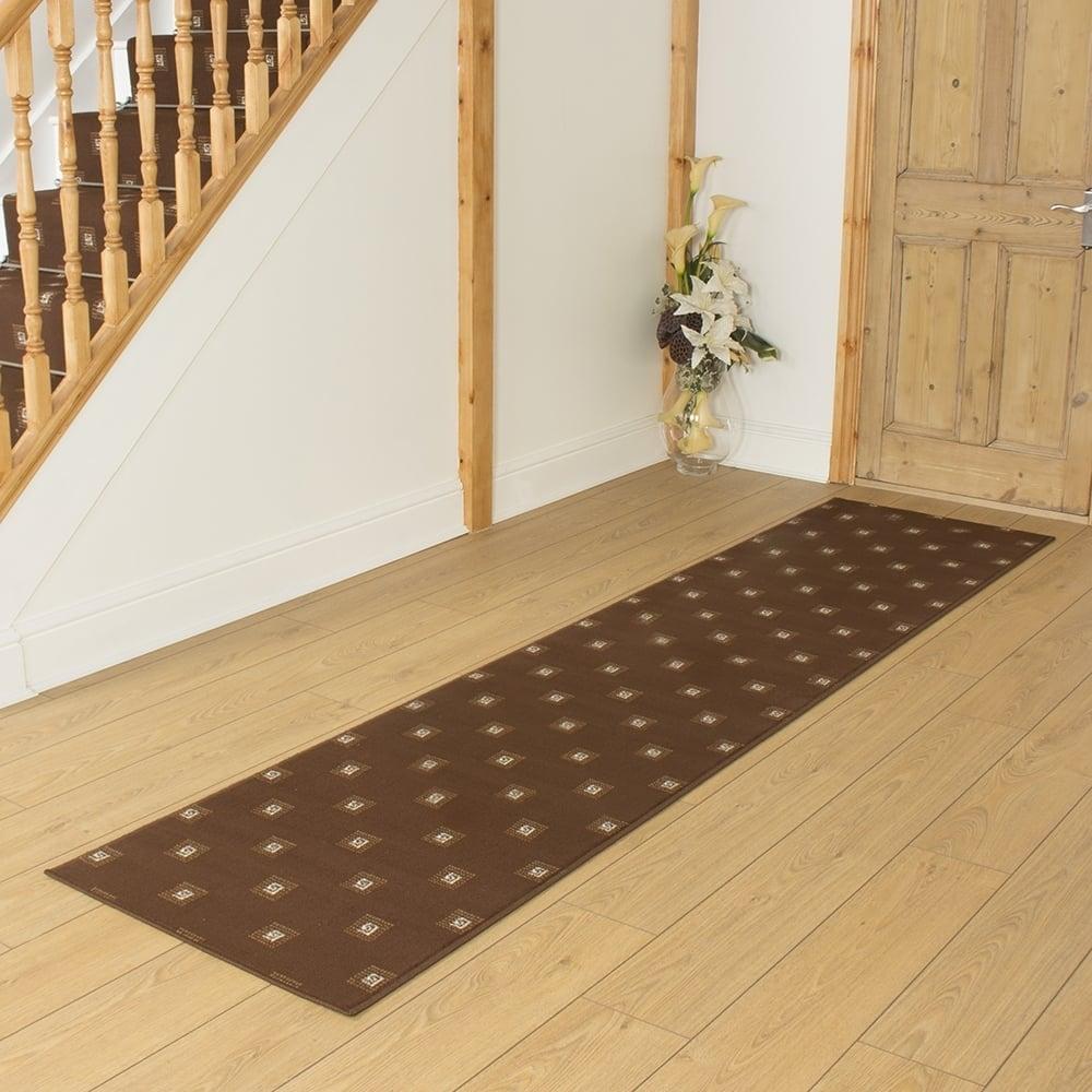 square brown remnant length 210cm 6ft 11in x width 70cm 2ft 4in. Black Bedroom Furniture Sets. Home Design Ideas
