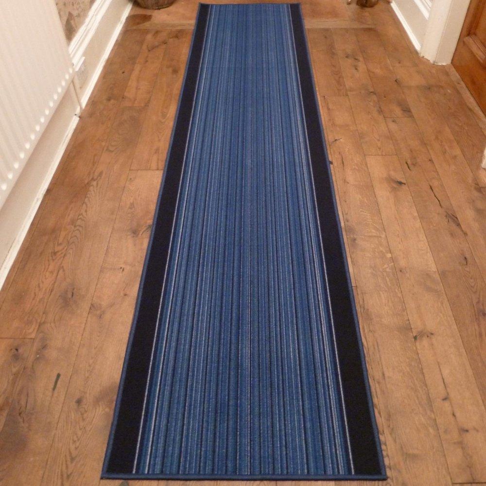 Black hall runner rug turkesh carpet runners uk - Black carpet runners for hall ...