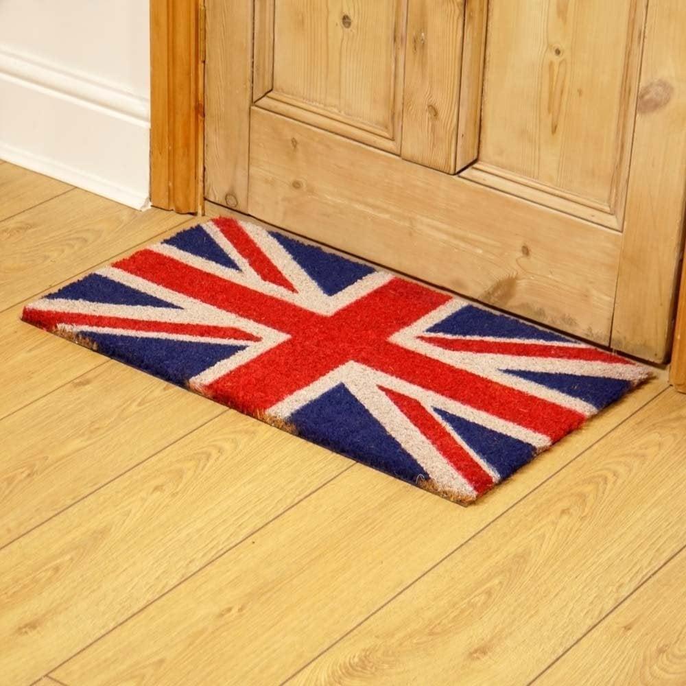 Union Jack Doormat Door Mat