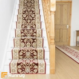 Valero Red Stair Runner
