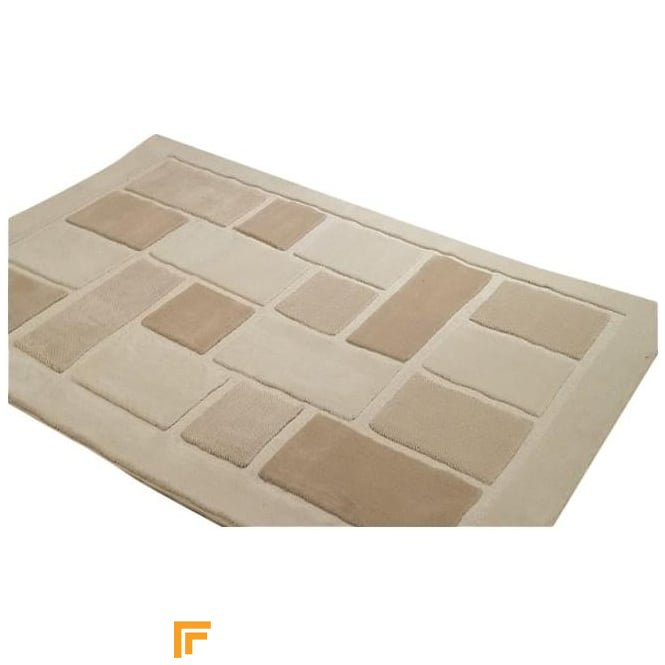 visiona weich 4304 69 cream moderner teppich weich gute qualit t s l l ufer ebay. Black Bedroom Furniture Sets. Home Design Ideas