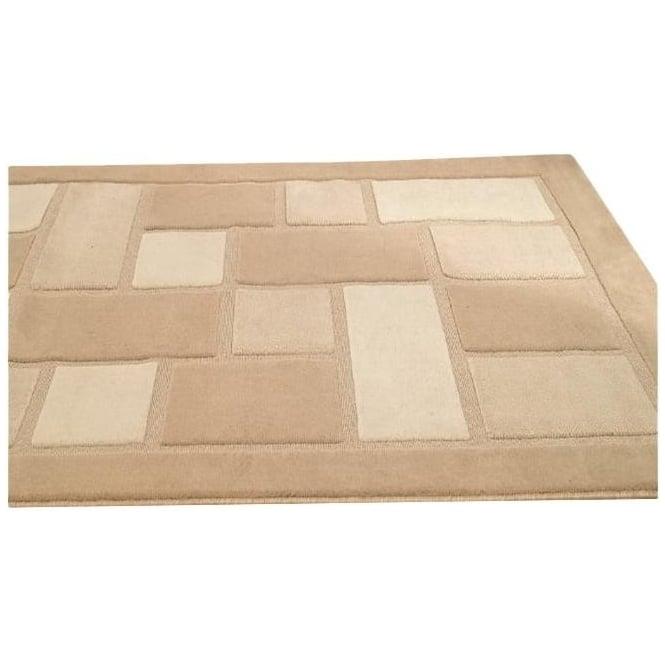 teppich visiona soft 4304 79 beige modern weich gute qualit t s l l ufer ebay. Black Bedroom Furniture Sets. Home Design Ideas