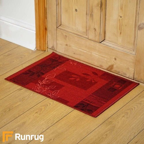 Agadir Red Door Mat