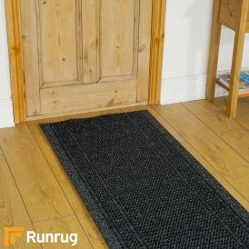Aztec Black Runner