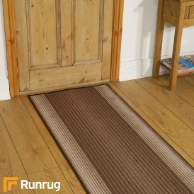 Capitol Brown Carpet Runner
