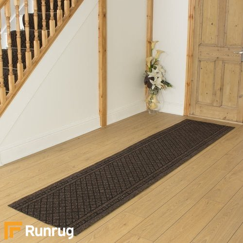 Conga D. Brown Rug Runners