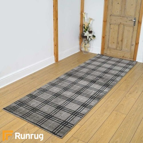 Elgin Walnut/Jet Black Rug Runners