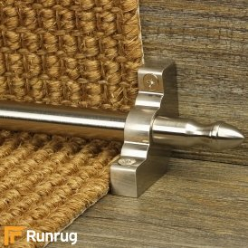 Homepride Satin Nickel Stair Rod