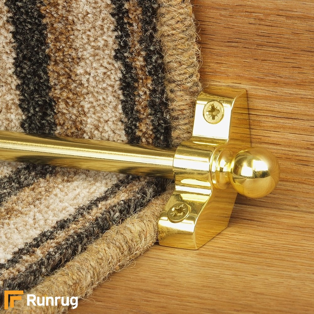 Jubilee Brass Stair Rod