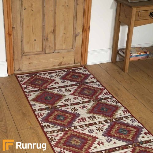 Lucci Diamond Rug Runner