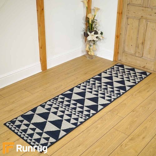 Moda Prism Blue Rug Runners