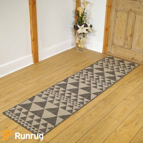 Moda Prism Gray Rug Runners