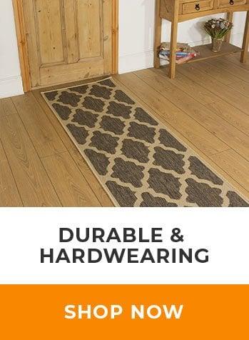 Durable & Hard Wearing