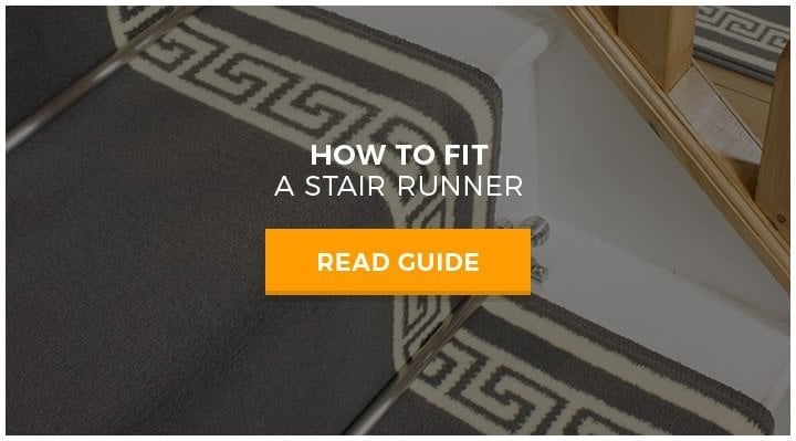 How to fit stair runner