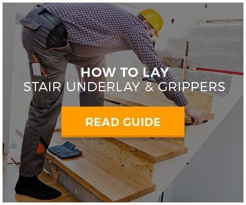 How to Lay Stair Underlay & Grippers