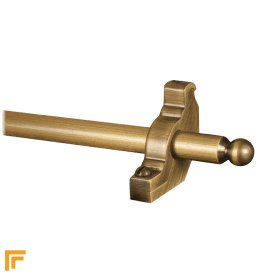 Premier Antique Windsor Plain Stair Rod
