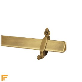 Royal Antique Brass Vue Stair Rod